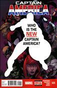 Captain America (7th Series) #25