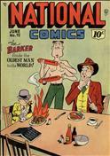 National Comics #72