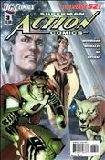 Action Comics (2nd Series) #3 Variation A