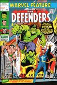 The Defenders Omnibus #1 Variation A