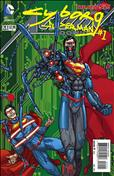 Action Comics (2nd Series) #23.1 Variation A