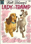 Lady and the Tramp #1 Variation A
