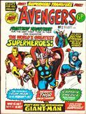 The Avengers (Marvel UK) #1