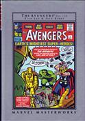 Marvel Masterworks: The Avengers #1 Hardcover