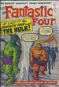 Fantastic Four (Vol. 1) #12