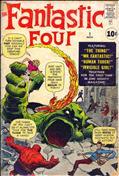 Fantastic Four (Vol. 1) #1