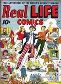Real Life Comics #1