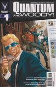 Quantum & Woody (2nd Series) #1  - 3rd printing