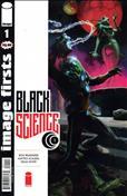 Black Science #1  - 4th printing