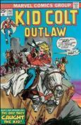 Kid Colt Outlaw #197