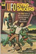 UFO Flying Saucers #4 Variation A