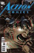 Action Comics #851 Variation A