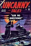 Uncanny Tales (1st Series) #23