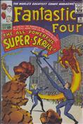 Fantastic Four (Vol. 1) #18