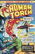 The Human Torch (2nd Series) #5