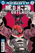 Red Hood and the Outlaws (2nd Series) #15 Variation A