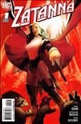 Zatanna (2nd Series) #1  - 2nd printing