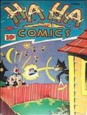 Ha Ha Comics #27
