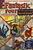 Fantastic Four (UK Edition, Vol. 1) #17