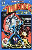 Hall of Fame Featuring the THUNDER Agents #1