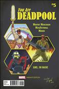 You Are Deadpool #5 Variation A