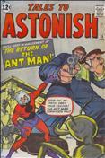 Tales to Astonish (Vol. 1) #35