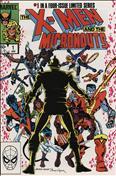 X-Men & The Micronauts #1