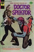 The Occult Files of Dr. Spektor #12 Variation A