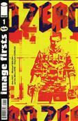 Zero (Image, 2nd Series) #1  - 3rd printing