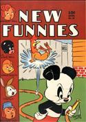 New Funnies (Walter Lantz…) #98