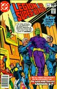 The Legion of Super-Heroes (2nd Series) #273