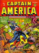 Captain America Comics #7