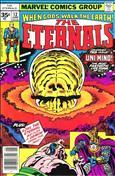 The Eternals #12 Variation A