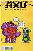 Avengers & X-Men: Axis #1 Variation A