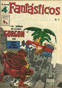 4 Fantásticos, Los (La Prensa) #71