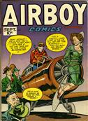 Airboy Comics #21