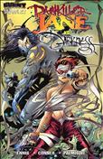 Painkiller Jane vs. The Darkness: Stripper #1 Variation A