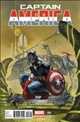 Captain America (7th Series) #4 Variation A
