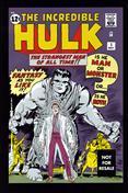 The Incredible Hulk #1  - 2nd printing