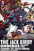 The Jack Kirby Omnibus #2 Hardcover