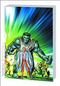 Essential Incredible Hulk #1  - 4th printing