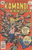 Kamandi, the Last Boy on Earth #49