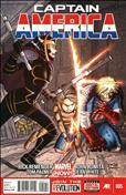 Captain America (7th Series) #5