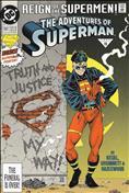 Adventures of Superman #501
