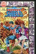 Lancelot Strong, the Shield #1