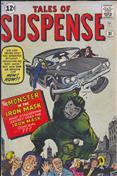 Tales of Suspense #31