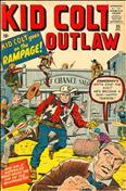 Kid Colt Outlaw #95