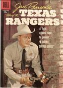 Jace Pearson's Tales of the Texas Rangers #15 Variation A