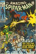 The Amazing Spider-Man #82