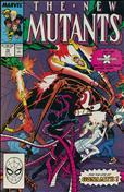 The New Mutants #74